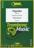 Okładka: Baratto Paolo, Paprika (Csardas) - Trombone