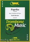 Ok�adka: Baratto Paolo, Paprika (Csardas) - Trombone