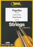 Ok�adka: Baratto Paolo, Paprika (Csardas) - Orchestra & Strings