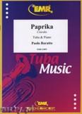 Ok�adka: Baratto Paolo, Paprika (Csardas) - Tuba