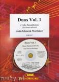 Ok�adka: Mortimer John Glenesk, Duos Vol. 1 - Saxophone