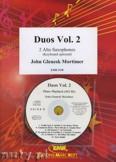 Ok�adka: Mortimer John Glenesk, Duos Vol. 2  - Saxophone