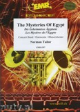 Ok�adka: Tailor Norman, Mysteries Of Egypt (The) - Wind Band