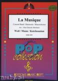 Okładka: Weil C., Mann B., La Musique - Wind Band
