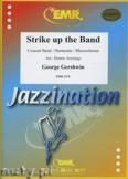 Okładka: Gershwin George, Strike Up The Band - Wind Band