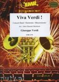 Okładka: Verdi Giuseppe, Viva Verdi (Il Trovatore - La Traviata - Rigoletto - Nabucco - Aida) - Wind Band