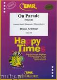 Ok�adka: Armitage Dennis, On Parade - Wind Band