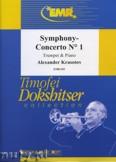 Okładka: Krasotov Alexander, Symphony Concerto N° 1 - Trumpet