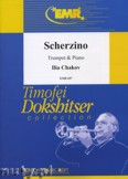 Okładka: Chakov Ilia, Scherzino - Trumpet