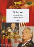 Okładka: Peskin Vladimir, Scherzo - Trumpet