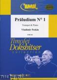 Okładka: Peskin Vladimir, Präludium N° 1 - Trumpet