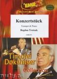 Okładka: Trotsuk Bogdan, Konzertstück - Trumpet