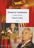 Okładka: Gottlieb Michael, Thema & Variationen - Trumpet