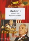 Okładka: Schelokov Vjacheslav, Etude N° 1 + 2 - Trumpet
