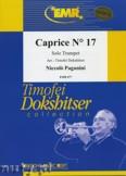 Okładka: Paganini Niccolo, Caprice N° 17 (Dokshitser) - Trumpet
