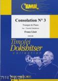 Okładka: Liszt Franz, Consolation N° 3 - Trumpet