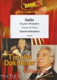Ok�adka: Dokshitser Timofei, Suite un poco Prokofiew - Trumpet