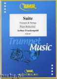 Ok�adka: Frackenpohl Arthur, Suite - Trumpet