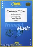 Okładka: Pellegrini Pietro, Concerto C-Dur - Trumpet