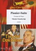 Okładka: Chemberdgi Nikolai, Pionier-Suite - Trumpet