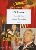 Okładka: Djerbashian Stephan, Scherzo - Trumpet