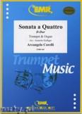 Okładka: Corelli Arcangelo, Sonata D-Dur - Trumpet
