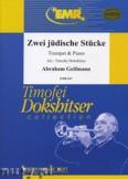 Okładka: Geifmann Abraham, Zwei Jüdische Stücke - Trumpet
