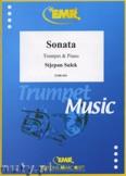 Okładka: Šulek Stjepan, Sonata - Trumpet