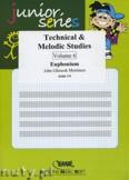 Ok�adka: Mortimer John Glenesk, Technical & Melodic Studies Vol. 6 - Euphonium