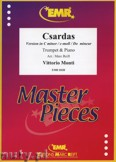 Ok�adka: Monti Vittorio, Csardas (version in C minor) - Trumpet