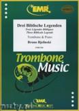 Okładka: Bjelinski Bruno, Drei Biblische Legenden - Trombone