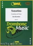 Ok�adka: Koetsier Jan, Sonatina - Trombone