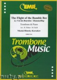 Okładka: Rimski-Korsakow Mikołaj, The Flight of the Bumble Bee - Trombone