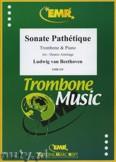 Okładka: Beethoven Ludwig Van, Sonate Pathétique  - Trombone