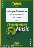 Okładka: Koetsier Jan, Allegro Maestoso - Trombone