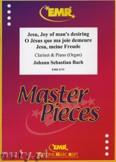 Okładka: Bach Johann Sebastian, Jesu, meine Freude  - CLARINET
