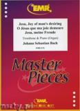 Ok�adka: Bach Johann Sebastian, Jesu, meine Freude  - Trombone