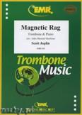 Okładka: Joplin Scott, Magnetic Rag  - Trombone