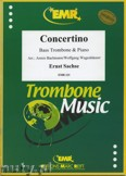 Okładka: Sachse Ernest, Concertino in F  - Trombone