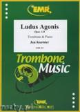 Okładka: Koetsier Jan, Ludus Agonis - Trombone