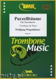 Ok�adka: Wagenh�user Wolfgang, Purzelb�ume - Trombone