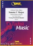 Okładka: Händel George Friedrich, Sonate C-Dur  - Tuba