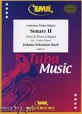 Okładka: Bach Johann Sebastian, Sonate II  - Tuba