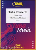 Okładka: Mortimer John Glenesk, Tuba Concerto - Tuba