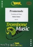 Okładka: Guenes Betin, Promenade - Trombone