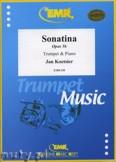 Okładka: Koetsier Jan, Sonatina Op. 56 - Trumpet