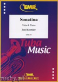 Okładka: Koetsier Jan, Sonatina Op. 57 - Tuba