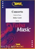 Okładka: Godel Didier, Tuba Concerto - Tuba