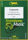 Okładka: Mortimer John Glenesk, Concerto - Trombone