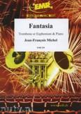 Okładka: Michel Jean-François, Fantasia - Euphonium